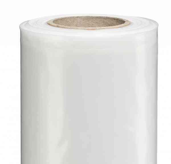 PE-Folie für Staubschutz-Trennwand 4 x 25m auf Rolle
