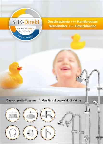 Katalog SHK Duschsysteme Duschbrausen 2018