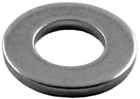 Unterlegscheiben DIN 125 Stahl verzinkt