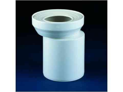 WC-Excenterstutzen DN 100