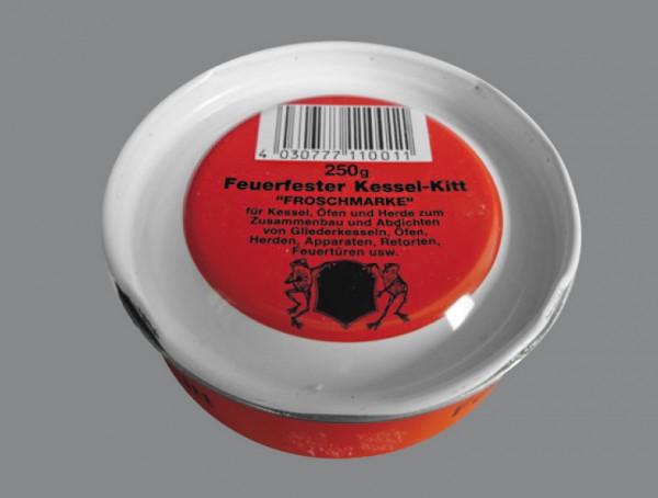 Feuerfester Kessel-Kitt Froschmarke auf Wasserglasbasis Dose 500 g