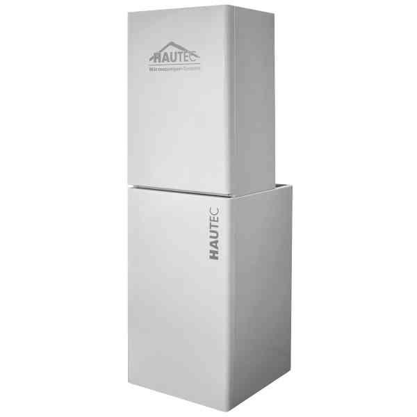 HAUTEC Kombiwärmepumpe Sole-Wasser HCS-PNX-225K mit aktiver Kühlfunktion