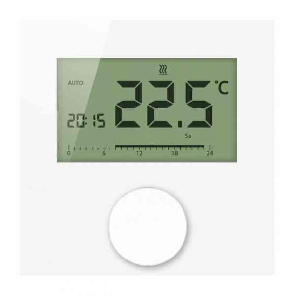 Flächenheizung Fußbodenheizung Raumtemperaturregler Alpha 2 Funk