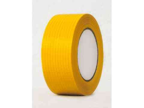 Gewebe-Klebeband extra strong gelb 48 mm x 50 m