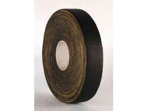 Kautschuk Klebeband 50 mm x 15 m schwarz