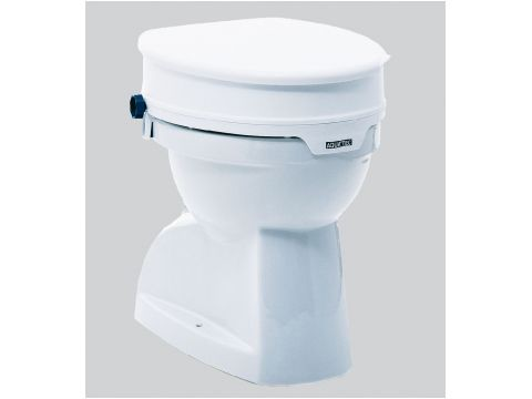 Toilettensitz Erhöhung aufsteckbar 10 cm