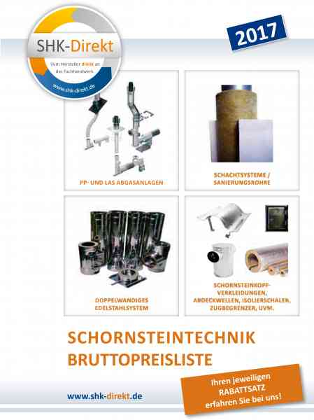 Katalog SHK Schornsteintechnik 2017