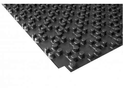 Fußboden Ohne Keller Dämmen ~ Flächenheizung fußbodenheizung rohrträgerplatte noppenplatte ohne