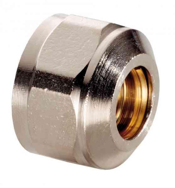 Klemmringverschraubung ¾ Zoll - EUROKONUS für 18 mm Kupferrohr