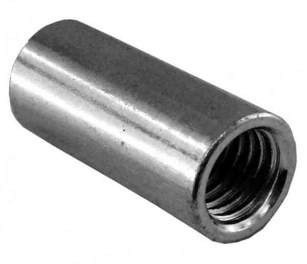 Gewindemuffen M8 / M10 Stahl verzinkt