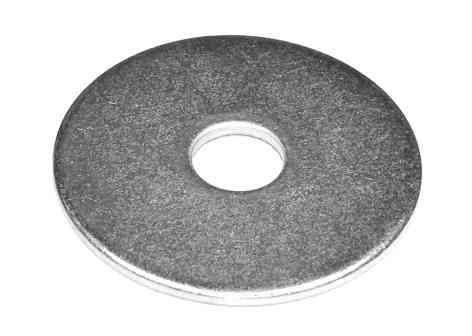 Kotflügelscheiben Stahl verzinkt