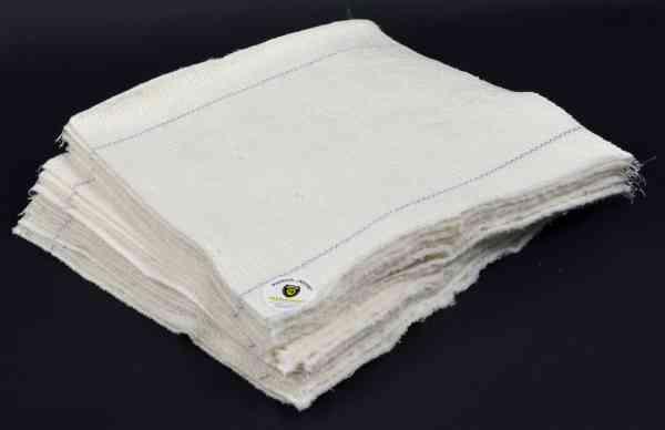 Putztuch Neubi aus Baumwolle 35 x 35 cm im Paket mit 25 Stück