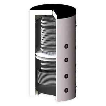Wärmepumpenspeicher HYGIENE Exklusiv mit 1 Register