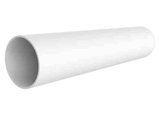 Abluft Montagerohr 500 mm Ø 100 mm