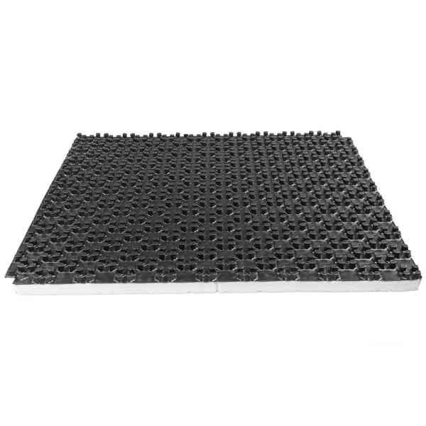Flächenheizung Fußbodenheizung Noppenplatte mit EPS-Dämmung 11mm