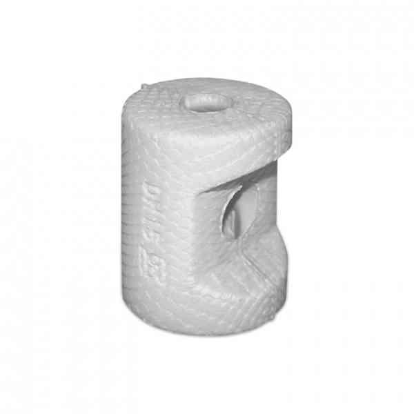 PE Dämmkappe für Kugelhähne mit kurzer Spindel