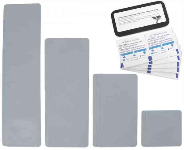 Easypatch Comfort Solar Reparatur Flicken 100 mm Set 10-teilig