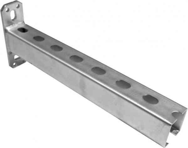 Schienenkonsolen Stahl verzinkt