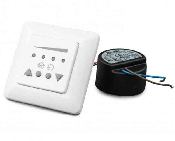 SmartFan LED Steuerung inkl. Netzteil sensorfähig