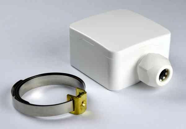 Feuchtewächter mit externem Sensor