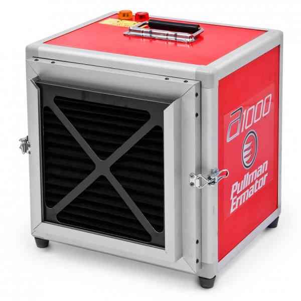 Luftreiniger Pullman Ermator A1000 mit HEPA 13 Filter