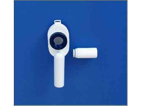 Urinal Absauggeruchverschluss DN 50/50